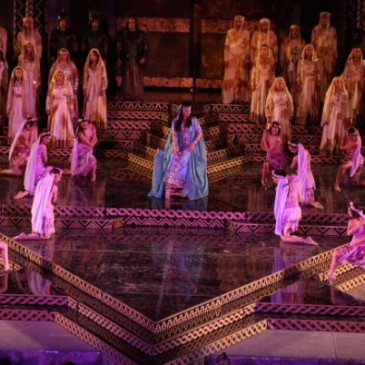 Aspendos Opera & Ballet Festival